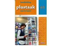 Plustaak taal-lezen handleiding 4-5