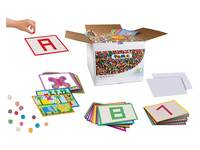 PlayMais® EDULINE MOSAIC 12.000 stuks, 6 doekjes, 48 kaarten