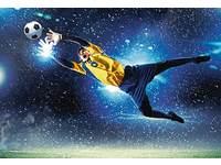 Beloningskaarten Voetbal 4251 4 motieven, 96 stuks