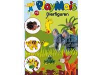 PlayMais® Classic ideëenboek nr.2; dieren