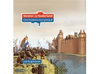 Venster op Nederland groep 7 leerlingboek