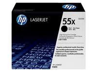 Toner Laserjet HP 55X voor MDF521 cap. 12500 pag