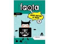 Faqta Wind, water en vuur groep 8 doeboek natuur & techniek