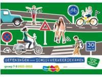 Schoolverkeersexamen 2021-2022 Oefenboekje