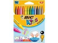 Buntstifte BIC plastidecor triangle, 12 Farben Sortiment
