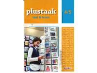 Plustaak taal-lezen werkboek 4-5