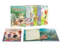 Samenleesboeken serie 7 (9 delen avi M4-M5)