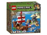 LEGO® Minecraft 21152 Avontuur op het Piratenschip
