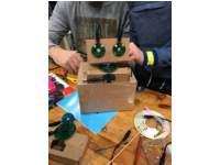 BYOR schoolkit in koffer bouw je eigen robot