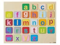 Het a - z spel (kleine letters)