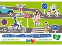Schoolverkeersexamen 2021-2022 Antwoordenboekje
