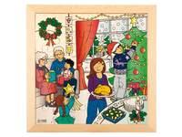 Puzzle Weihnachten, 36 Teile