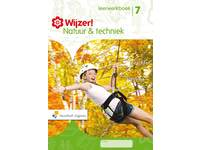 Wijzer! Natuur en techniek leerwerkboek 7