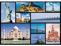 Miniposters Wereldiconen 1009, 2 motieven, 20 stuks