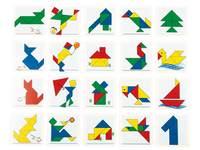 Rolf Originals -Tangram spel