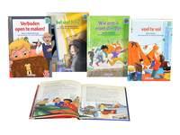Samenleesboeken serie 9 (5 delen) avi start-E4