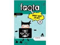 Faqta Weet wat je eet groep 5 doeboek natuur & techniek