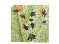 Rolf Connect - Groeipuzzel lieveheersbeestje 28x28 cm 4-lagen 86 stukjes