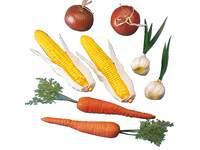 Groentenset A mais, wortel,ui