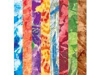 Kleurrijke stroken