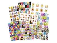 Beloningsstickers Mix Teksten 319002, 360 motieven, 720 stuks