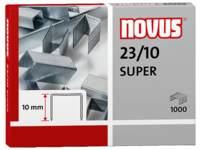 Nietje 23/10 super Novus, 1000 stuks