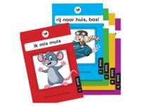 LetterKlankStad pakket leesboek 1 t/m 5