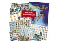 Beloningsstickers jubileum pakket XL  540 mot. 10800 st.