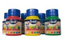 Creall senses vingerverf 500 ml, 6 kleuren ass.