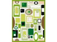 Cahiers 3000 serie comm. 4x7 mm, groen FSC formaat 16,5x21 cm, 80 grs