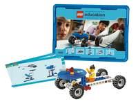 LEGO® Education 9686 eenvoudige en aangedreven machines
