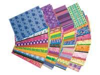 Designpapier decoratieve kleuren
