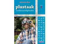 Plustaak Studievaardigheden Antwoordenboek groep 7