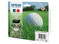 Multi Cartridges ( 4 kleuren) voor Epson Workforce Pro