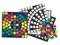 Mozaiekvierkanten 2 x 2 cm 4000 stuks