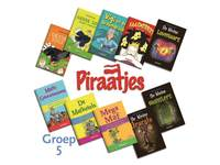 Piraatjes Pakket groep 5  AVI M5 en E5
