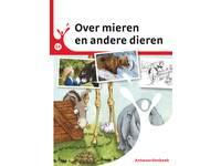 Leesfontein omnibus antw. boek E4 over mieren e.a. dieren