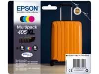 Epson 405XL Multipack  4 inktcatridges voor printer WF4820