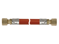 Gas hose 8mm compression x 8mm compression