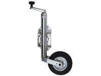 Trailer head wheels