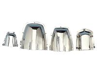 Talamex dekventilatoren: Ventilatieschelpen RVS AISI 304