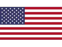 Talamex vlaggen wereld: USA