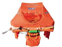 Arimar Life Raft Atlantic P -  Europe ISO 9650 Type 1 (-24H) Offshore Limited