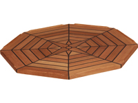 Teak Tabletop Eight
