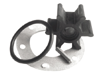 Impellers - Vervanging Bukh