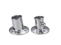Flagpole holder stainless steel