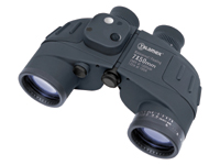 Porroprisma binoculars 7x50 with compass deluxe