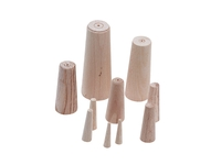 Softwood safety plugs