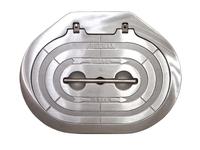 Freeman Marine hatch hinged