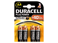 Duracell Plus Batterien